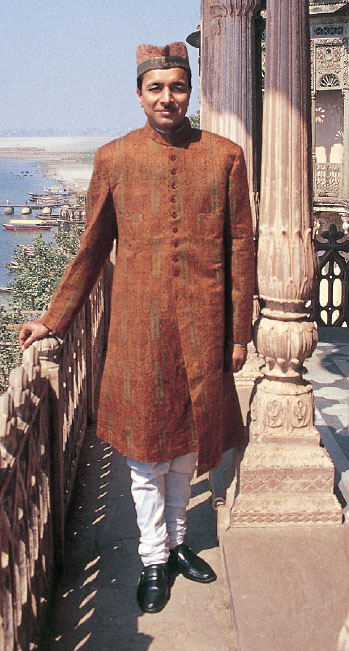 Highness Anant Narain Singh, the 10th Maharaja of Benaras